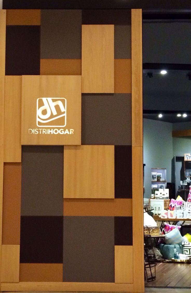 Nuevas fachadas Distrihogar- Diseño AD Medellín.