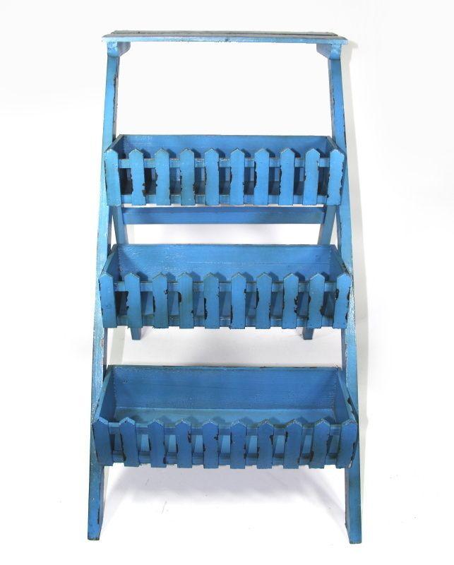Mavi Ahşap Çiçek Standı http://www.dekorsende.com/p-5491-bahce-aksesuarlari-Mavi-Ahsap-Cicek-Standi-2122120248860-.html
