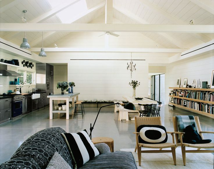 Reclaimed Barns in the Hamptons: Interior Design, Spaces, Style, Livingroom, Interiors, Living Room, Children