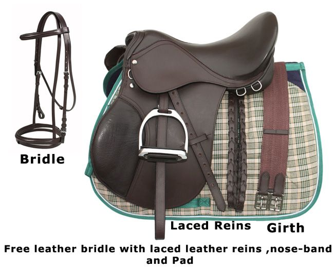 Western saddle package deals