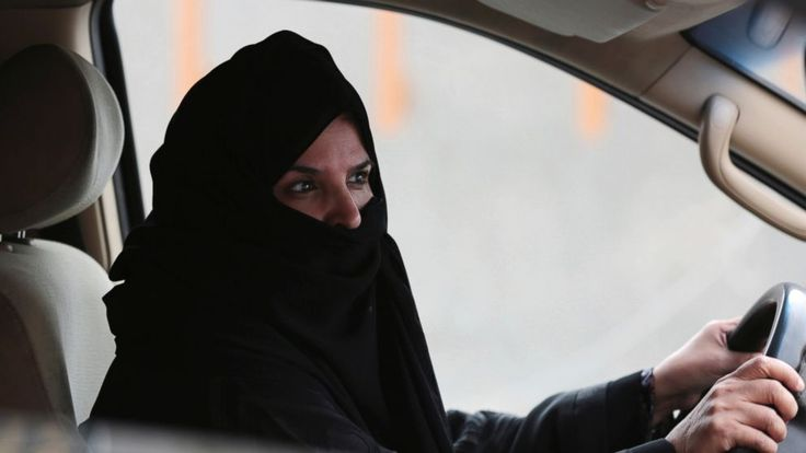 The Latest on Saudi Arabia allowing women to drive (all times local):  5:30 a.m.  President Donald Trump has commended Saudi Arabia's decision to allow women to drive.  The kingdom is the only country in the world that bars women from driving. The change came in a royal order reported by... - #Commends, #Dr, #Latest, #Letting, #Order, #Saudi, #TopStories, #Trump, #Women