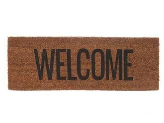 Welcome doormat $39 - Perch Home