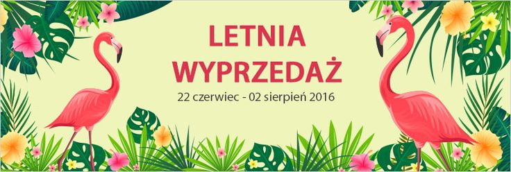 Wielka letnia wyprzedaż - Lampy.pl