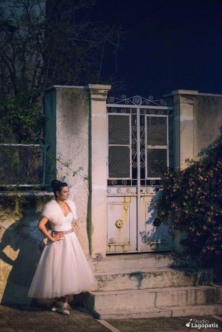 #gorgeousbride  #wedding #weddingphotographer #bride #photooftheday #picoftheday  www.lagopatis.gr