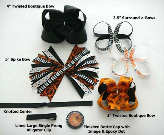 Stacked Boutique Bow - The Ribbon Retreat Blog