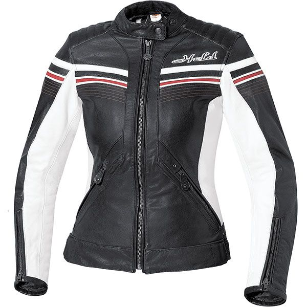 Held Ladies Jolin Jacket - Red / White from the UK's leading online bike  store.