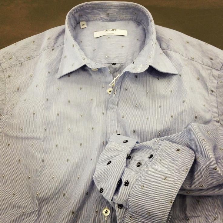 #shirt #aglini #skulls #man #spring