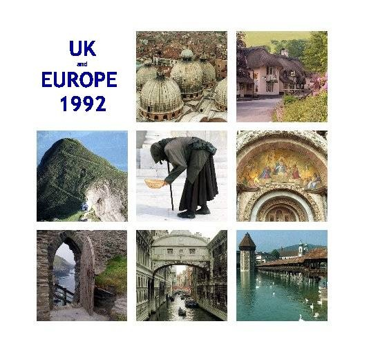 UK and EUROPE 1992 | Book Preview