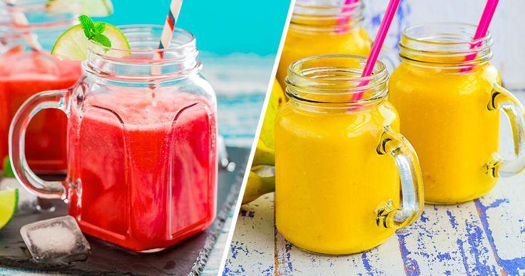 30 вкуснющих смузи и соков для очищения организма