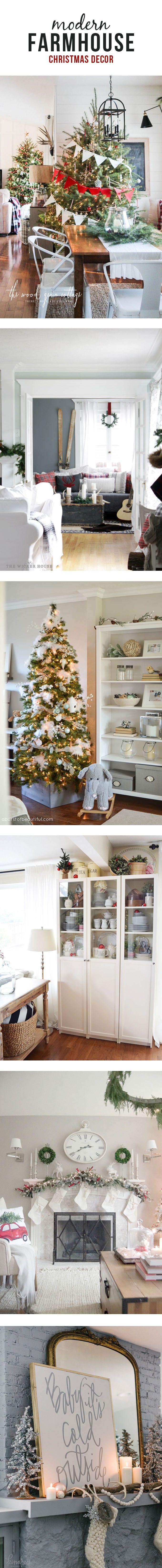 1000 ideas about modern christmas decor on pinterest modern wreath modern christmas and - Awesome the modern christmas decorations ...