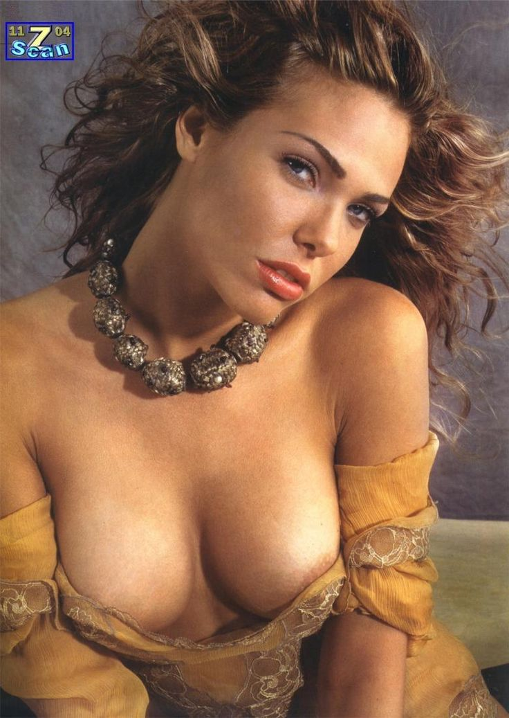 Ilary blasi naked nuda nude