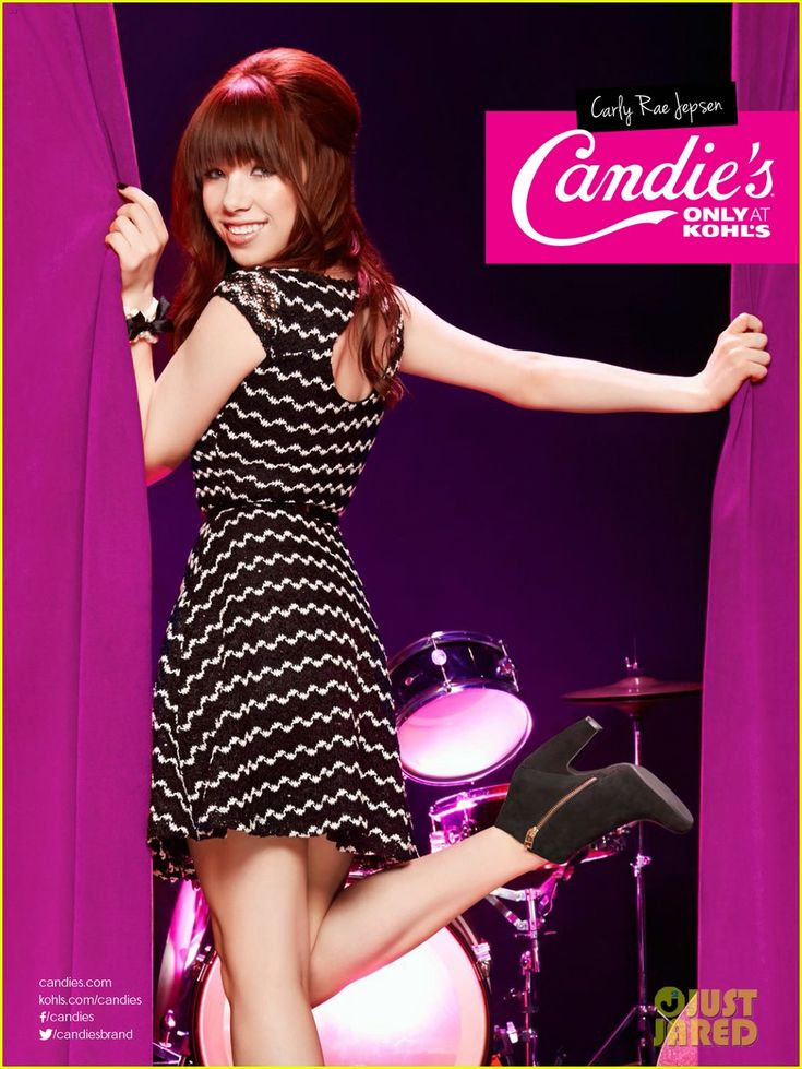 Carly Rae Jepsen: Candie's Campaign Photos! | carly rae jepsen candies campaign photos 01 - Photo