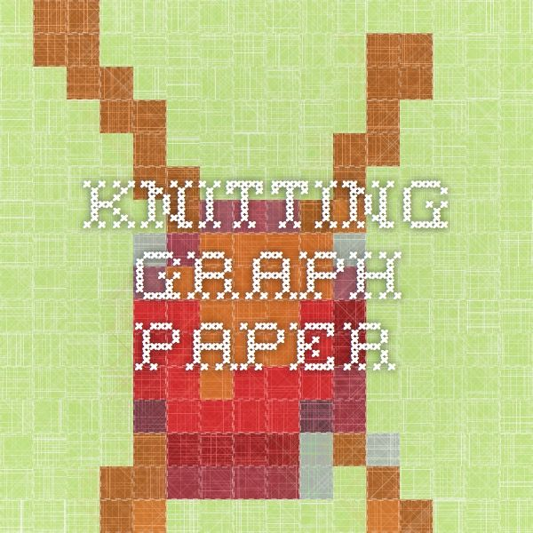 Knitting Graph Paper Knitting Pinterest Graph Paper ...