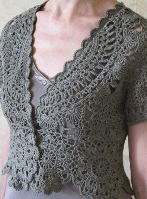 crochet round lace motif-free pattern crochet motif ...
