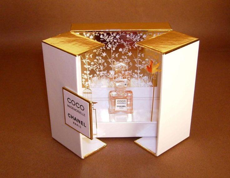 CHANEL COCO Mademoiselle PARFUM 1.5ml/0.05fl.oz. MINI Miniature NEW DELUXE #Chanel #PARFUM