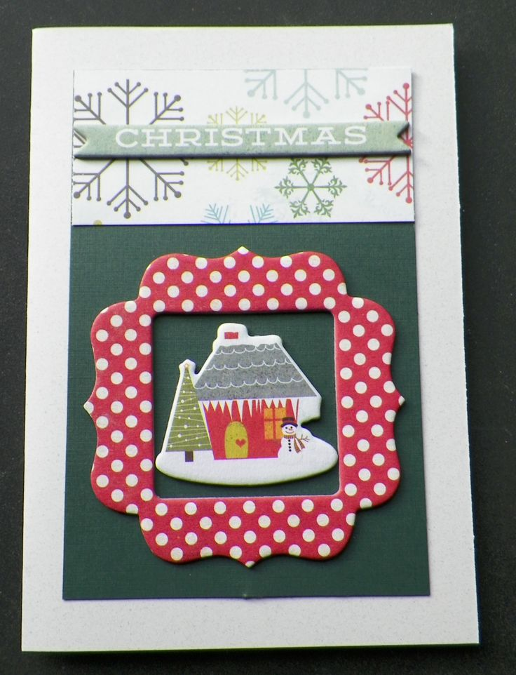 Handmade Christmas Cards: pinterest.com/pin/97531148153743096