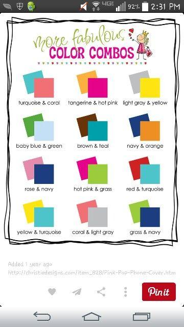 170 Best Color Schemes Images On Pinterest
