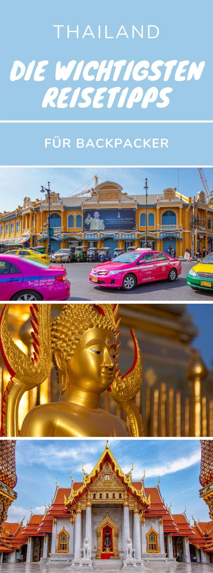Die besten Reisetipps für Ihren Thailand Urlaub   – Hummeln im Arsch – Blog
