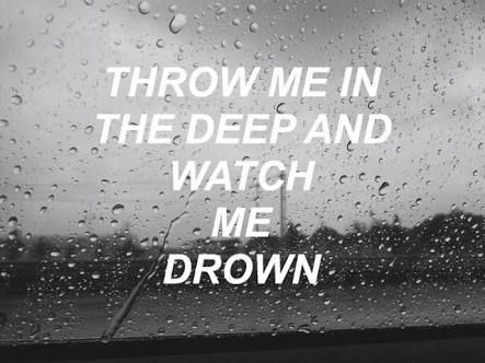 Hold Me Down // Halsey