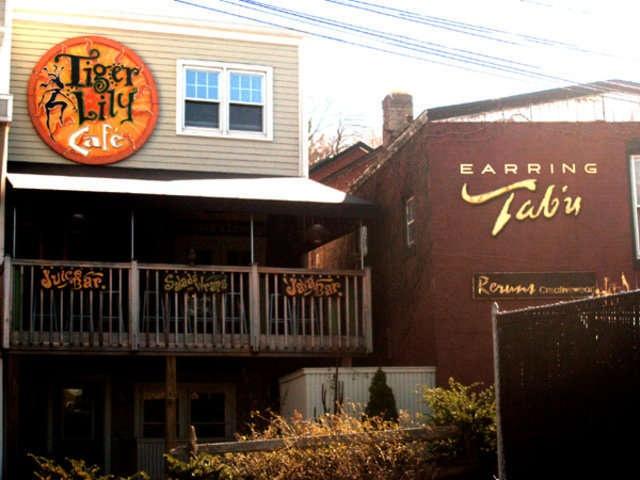 Tiger Lily Cafe Port Jeff Ny