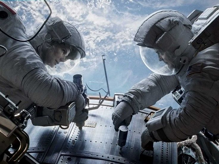 'Gravity' Reviews Are Calling George Clooney And Sandra Bullock's Space Odyssey The Must-See Event Of The Fall MELIA ROBINSON AUG. 29, 2013,