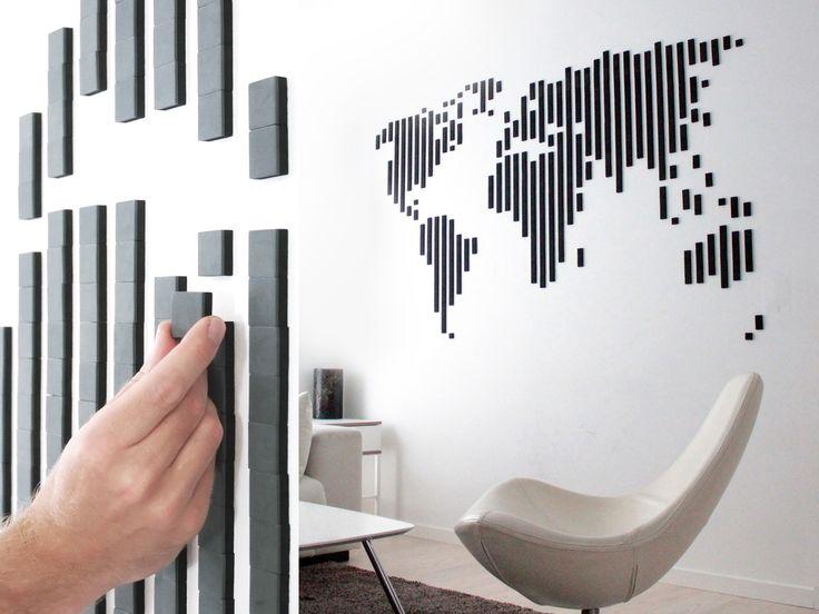 Wallz Copenhagen Wall Decoration