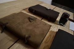 Блокноты из кожи, кожаный ежедневник
