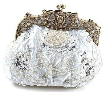 a beautiful Vintage bag, Completes a Victorian Girls love!   http://www.google.ca/imgres?q=victorian+wedding+dresses=1=en=N=1166=647=isch=uUz8raeR0OszmM:=http://fashionsdesigns2012.com/2011/accessories-purses-wedding-for-girls/bridal-style-victorian-wedding-purse/=zGigZpbEo-pYIM=http://fashionsdesigns2012.com/wp-content/uploads/2011/12/bridal-style-victorian-wedding-purse.jpg=344=299=NUEZT67CFOKjiAK8wq26CA=1