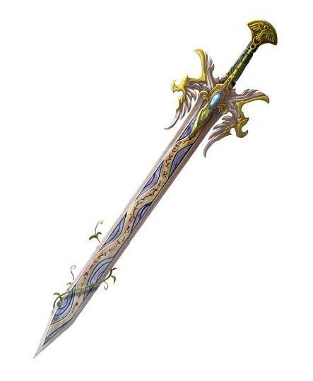 Alma de Vatiel, la espada de Arth