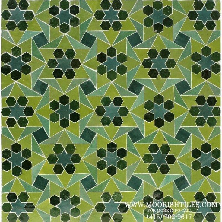 Green Kitchen Jeddah: Moroccan Tile Jeddah Saudi Arabia