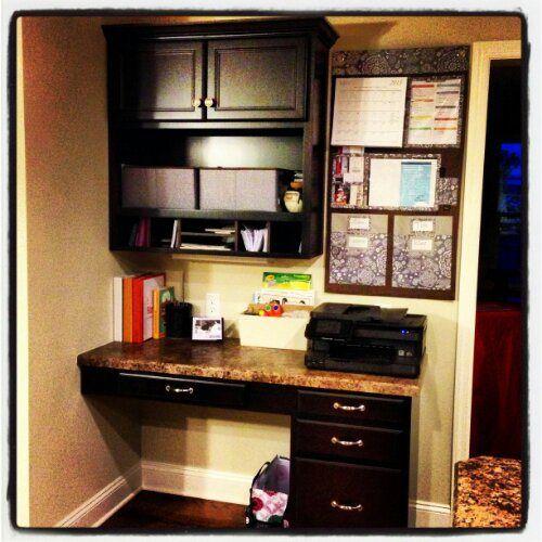 Kitchen Command Center