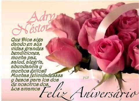 Aniversario Adry - Nestor