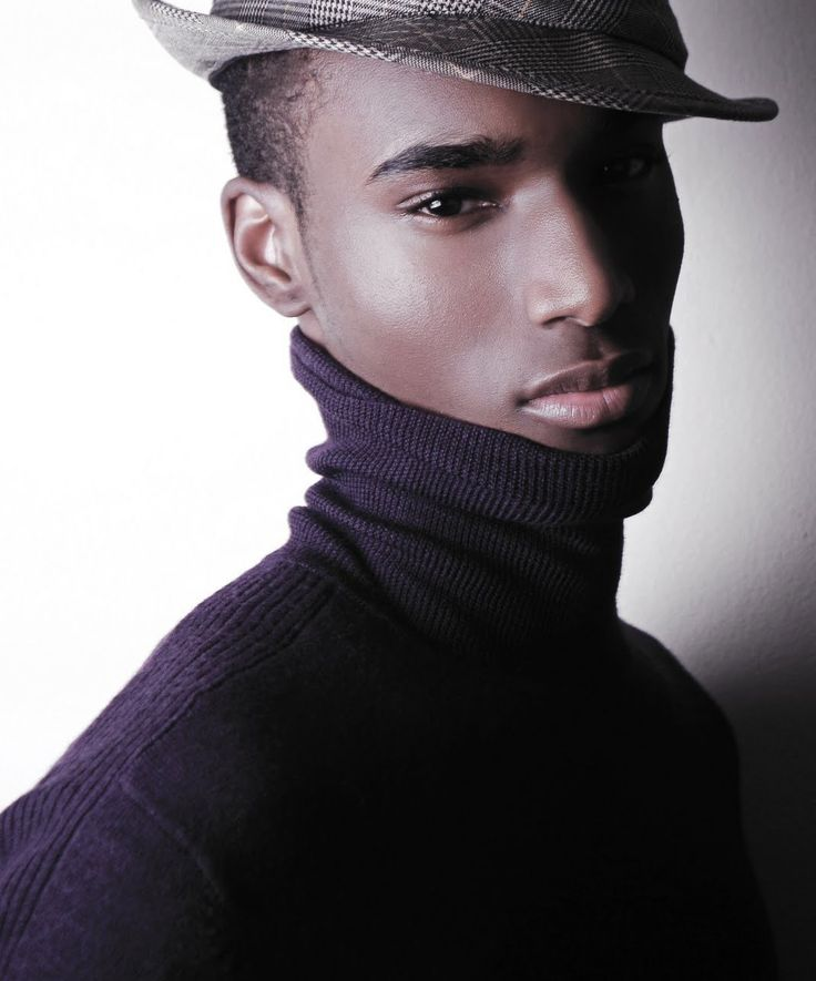 Corey Baptiste:  Can I please look like him one day?!