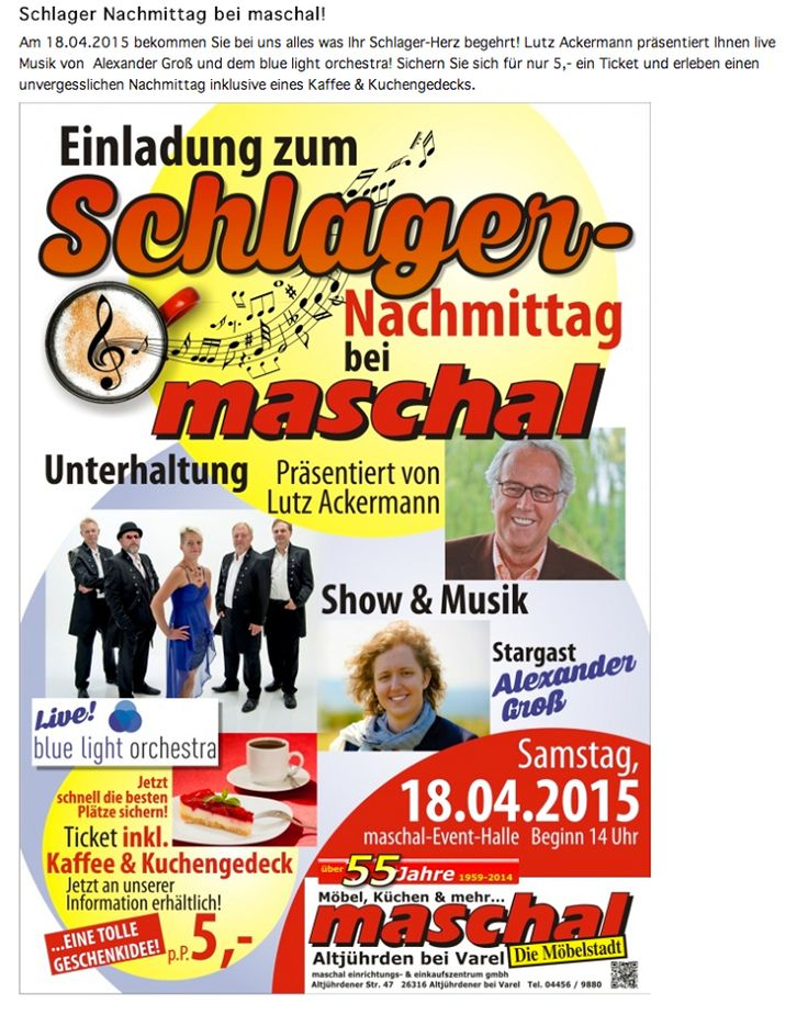concert maschal...!