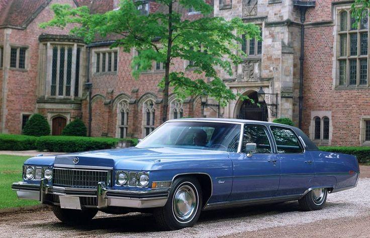 1973 Cadillac Fleetwood Brougham