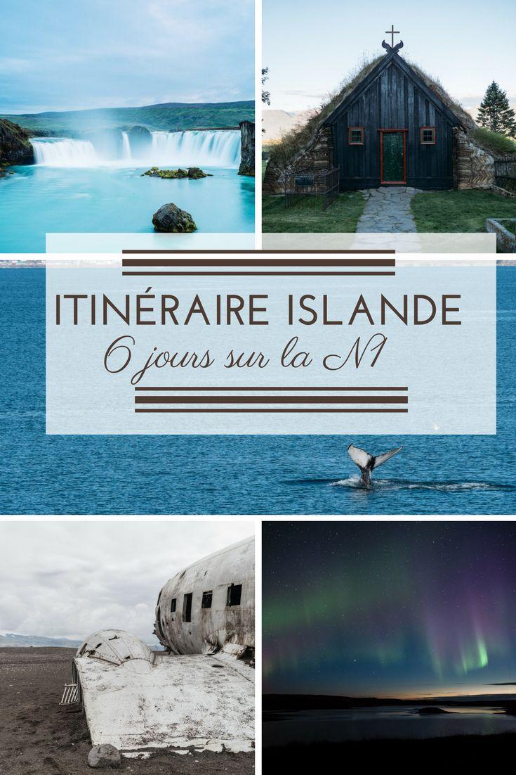 Vous préparez un premier voyage en voiture en Islande ? Voici de quoi vous inspirer pour votre itinéraire !
