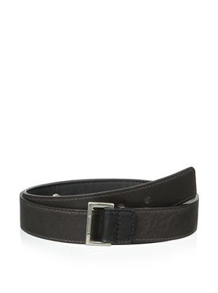 80% OFF Cerruti 1881 Men's Belt (Nero Testa Moro)
