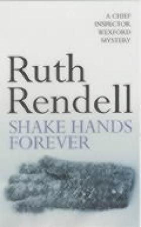"""Shake hands for ever"" av Ruth Rendell"