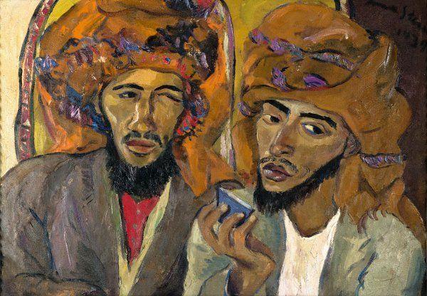 Irma_Stern_Two_Arabs_1939