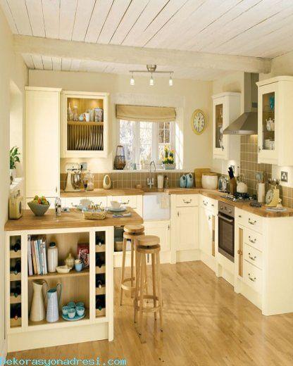cool L Tipi Mutfak Tasarımları 2016
