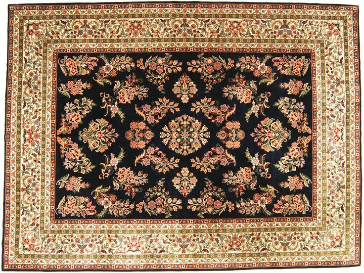 Tappeto Indo sarouk_ http://www.moranditappeti.it/tappeti_indiani/4974-tappeto_indo_sarouk.htm