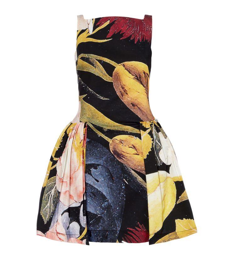 Multi Degass Dress #SS16
