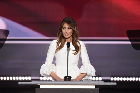 Melania Trump threatens People Magazine with lawsuit   Melania Trump threatened People Magazine and a former staff reporter with legal action late Thursday over false and completely fictionalised statements in the writers account of Donald Trump forcing himself on her during a 2005 interview.  The Republican presidential candidates wife denied that she encountered or conversed with writer Natasha Stoynoff in New York tweeting a letter from her lawyer demanding a prominent retraction and…