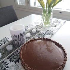 Ahaa -suklaajuustokakku - Kotikokki.net - reseptit