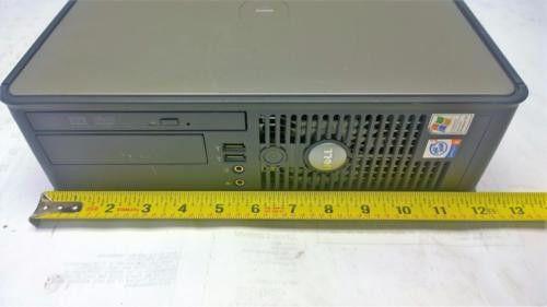 Dell Optiplex 745 SFF, Boot to Bios, 2 GB, No HD, DVD/RW