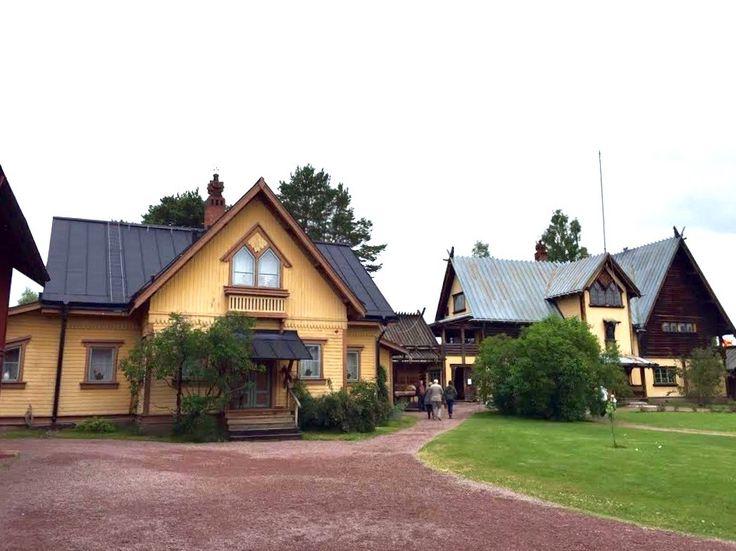 Zorn Gården, Mora i Dalarna
