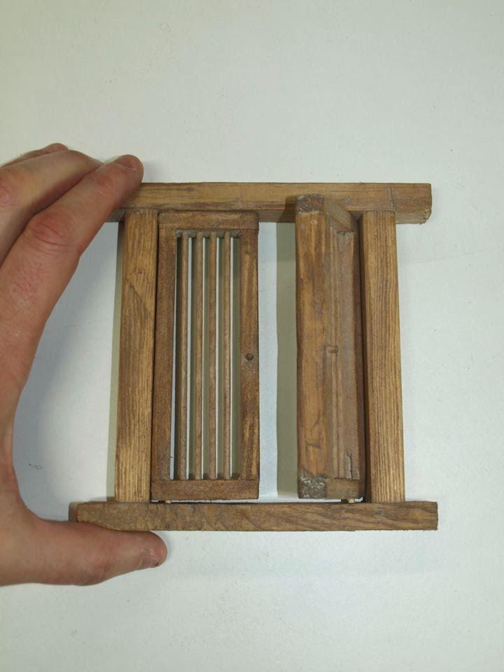 miniaturas instrumentos artesanales belen
