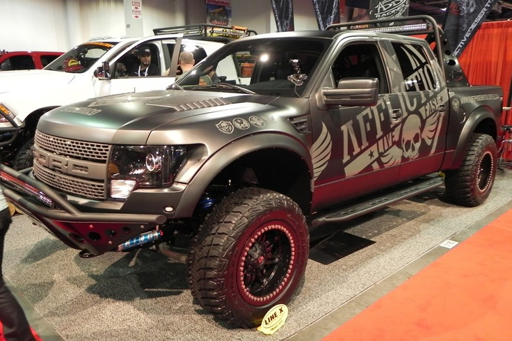 Sweet ride from Affliction Clothing.