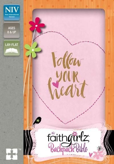 Holy Bible: New International Version,, Imitation Leather, Faithgirlz Backpack Bible