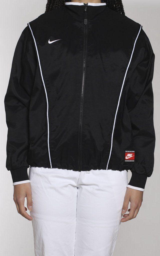 Vintage Nike Track Jacket | Frankie Collective